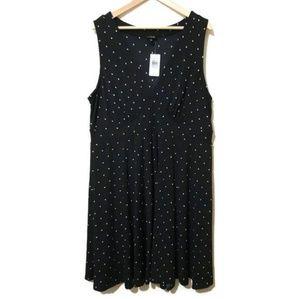 Torrid Polka Dot Dress Size 3